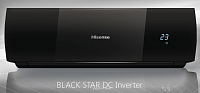 Сплит-системы серии BLACK Star DC Inverter